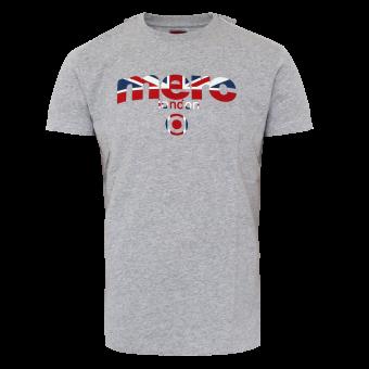 """Merc """"Broadwell"""" T-Shirt (grau)"""