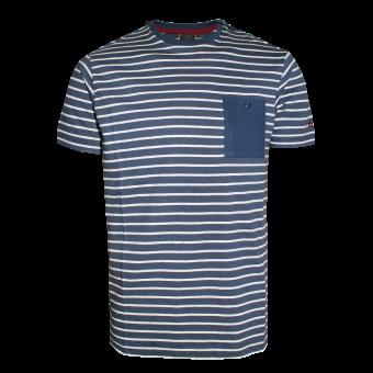 "Merc ""Strype"" T-Shirt (navy)"