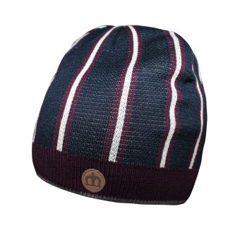 "Merc ""Wigsley"" Reversible beanie (navy)"