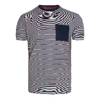 """Merc """"Clifton"""" T-Shirt (navy)"""