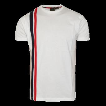 "Merc ""Belmont"" T-Shirt (weiß)"
