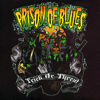 "Prison of Blues ""Trick or Threat"" CD (DigiPac)"