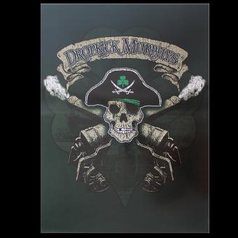 """Dropkick Murphys """"Pirate""""  Poster (A2 gefaltet)"""