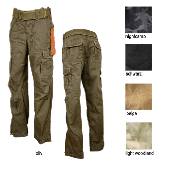 Premium Vintage Trousers (washed)