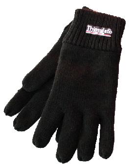 Handschuhe (schwarz) (Acryl Thinsulate)