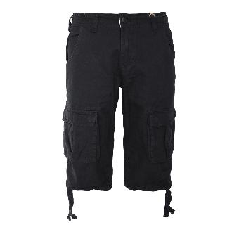 """Surplus """"Trooper Legend"""" 3/4 Shorts (black)"""