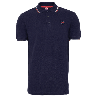 "Warrior ""Soul 45"" Polo (navy)"