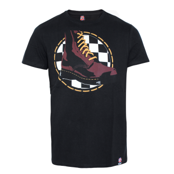 "Warrior ""Boot"" T-Shirt (schwarz)"