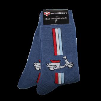 """Warrior """"Lamy"""" Socken (2 Paar) (size 40-44)"""