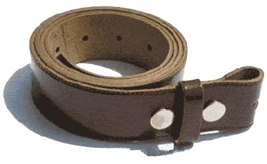 Gürtel / Belt (braun)