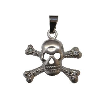 """Anhänger """"Pirat"""" (edelstahl)"""