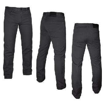 Urban Classics  5 Pocket Pants / Jeans (dark grey)