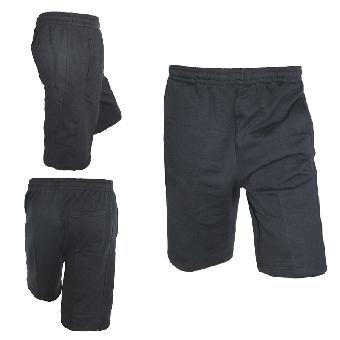 "Urban Classics ""Light Fleece"" Shorts (schwarz)"