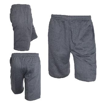 "Urban Classics ""Light Fleece"" Shorts (charcoal)"