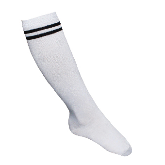 Urban Classics Girl College Socken (white)