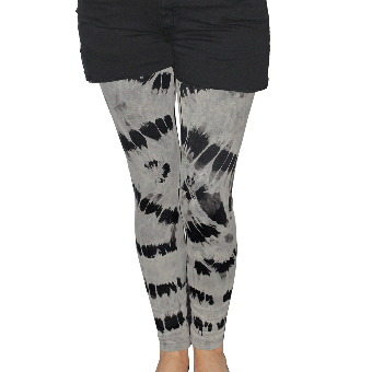 "Urban Classics ""Acid Wash"" Girl Leggings (grey)"