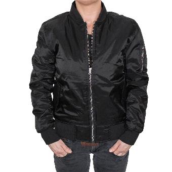 Urban Classics Girly Bomber Jacket (black)