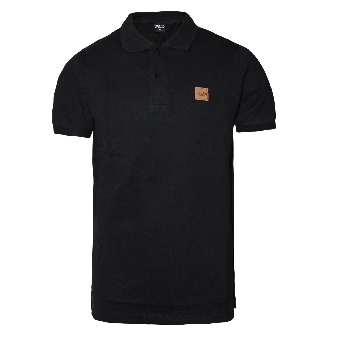 Urban Classics Polo Shirt (black)