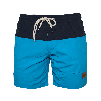 Urban Classics Swim Shorts (blue)