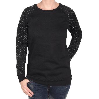 Urban Classics Girly Sweatshirt (schwarz)