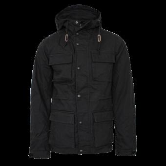 """Urban Classics """"Chambray"""" Jacket (black)"""
