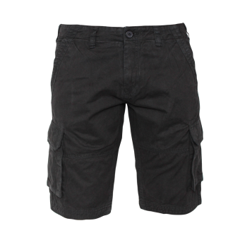 """Urban Classics """"Fitted"""" Cargo Shorts (black)"""