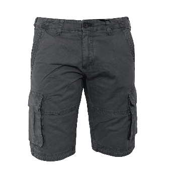 "Urban Classics ""Fitted"" Cargo Shorts (darkgrey)"
