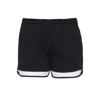 "Urban Classics ""Terry"" Girl Mesh Hotpants (black)"