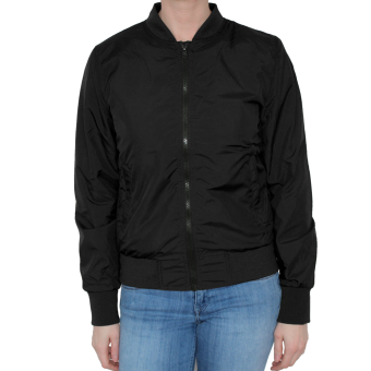 Urban Classics Ladies Light Bomber Jacke (black)
