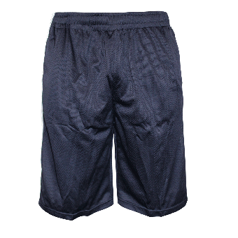 Urban Classics Bball Mesh Shorts (navy/white)