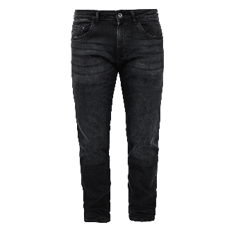 Urban Classics Stretch Denim Pants (black washed)