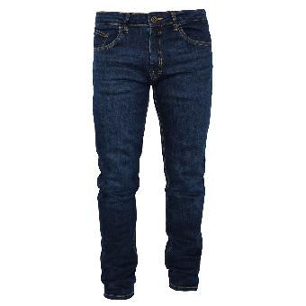 Urban Classics Stretch Jeans Hose (darkblue)