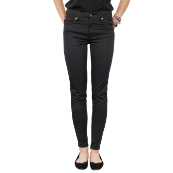 Urban Classics Ladies Skinny Pants (black)