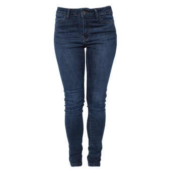 Urban Classics Girly Skinny Jeans (black washed)
