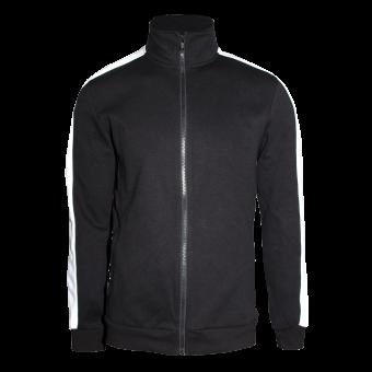Urban Classics 2-Tone Track Jacket (black/white)