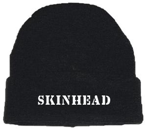 Skinhead Strickmütze (wool cap)