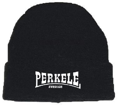 """Perkele """"Sverige"""" Strickmütze (wool cap)"""