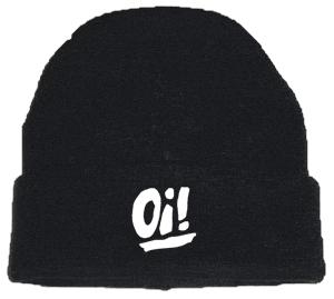 Oi! Strickmütze (wool cap)