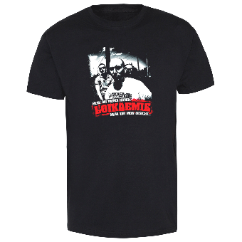 "Loikaemie ""Merk dir meinen Namen"" T-Shirt"