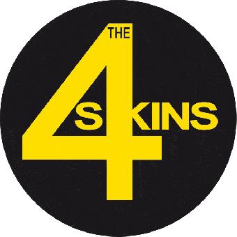 4 Skins  Aufkleber 008