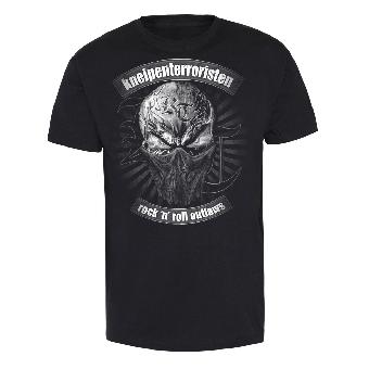 """Kneipenterroristen """"Geliebt von Wenigen"""" T-Shirt"""