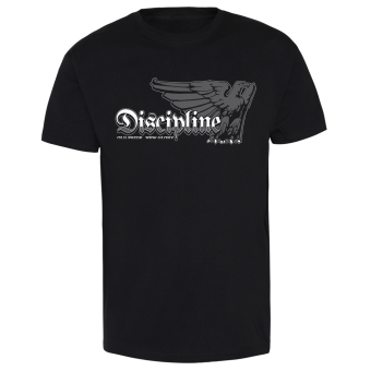 "Discipline ""Eagle"" T-Shirt (black)"