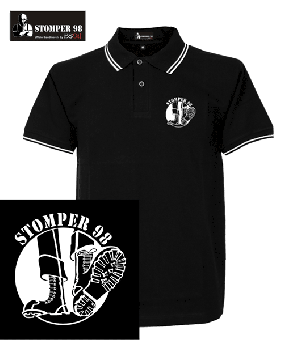 "Stomper 98 ""Boots"" Polo-Shirt"