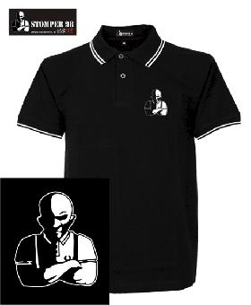 "Stomper 98 ""Logo"" Polo-Shirt"