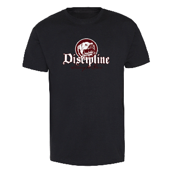 "Discipline ""Skinning the gloves"" - T-Shirt"