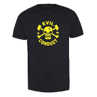 "Evil Conduct ""Skull"" - T-Shirt (XL)"