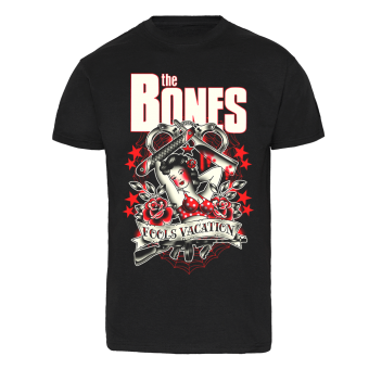 "Bones,The ""Fool`s Vacation"" - T-Shirt"