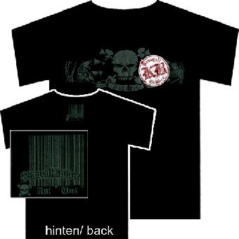 "Krawallbrüder ""Auf uns"" T-Shirt"