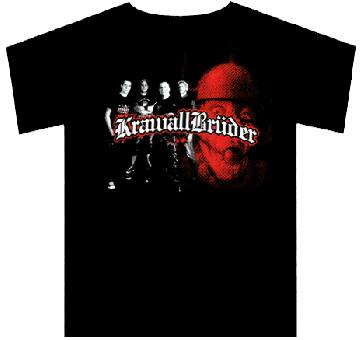 """Krawallbrüder """"Kopfpresse"""" T-Shirt"""