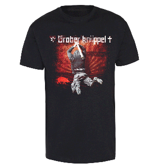 """Grober Knüppel """"Unbeugsam"""" - T-Shirt"""
